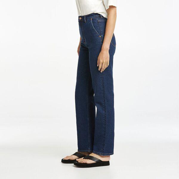 High Straight 80 Jean, Capital Rinse, hi-res