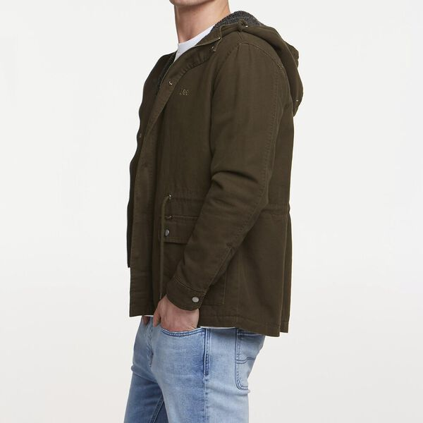 SUPPLY PARKA MILITARY GREEN, MILITARY GREEN, hi-res