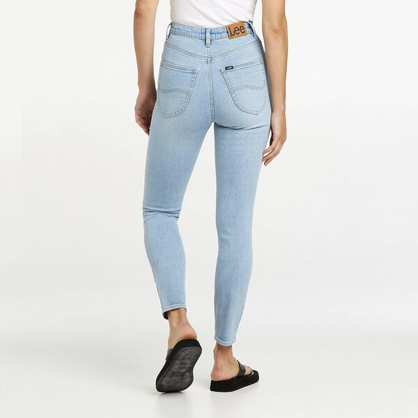 High Licks Crop Skinny Jean, Optimal Destruct, hi-res