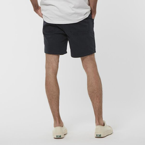 L-Two Union Short Navy Canvas, NAVY CANVAS, hi-res