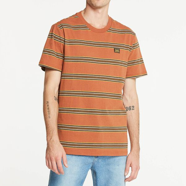 Sunburn Stripe Tee Multi