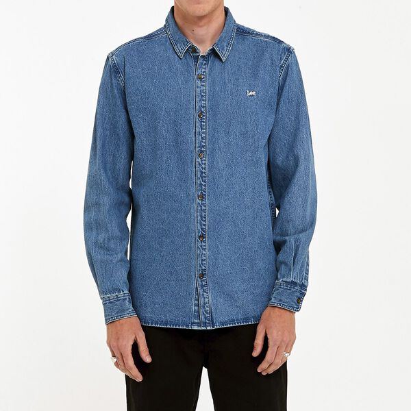 Workers Denim Shirt Midtown