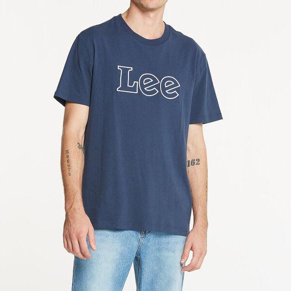 Trade Lee Tee Navy