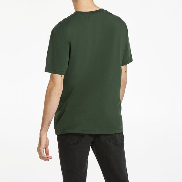 Lee Denim Co. Tee, Army Green, hi-res