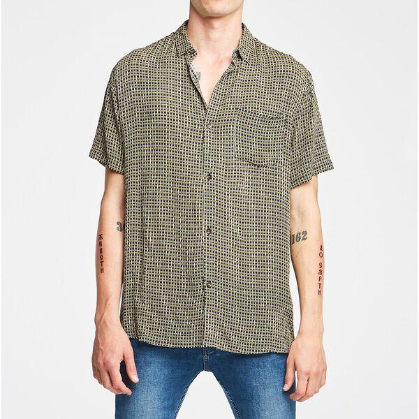 Basket Case S/S Shirt Navy