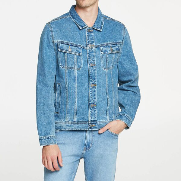 101 DENIM JACKET STONE PIONEER