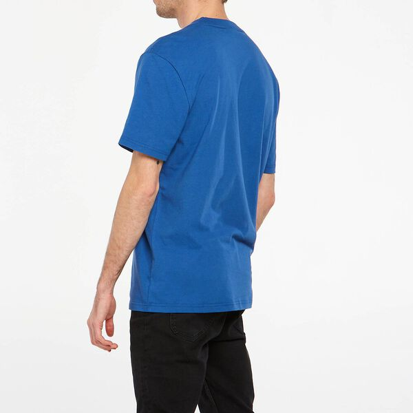 Lee Denim Company Tee Recycled Cotton, Blue, hi-res