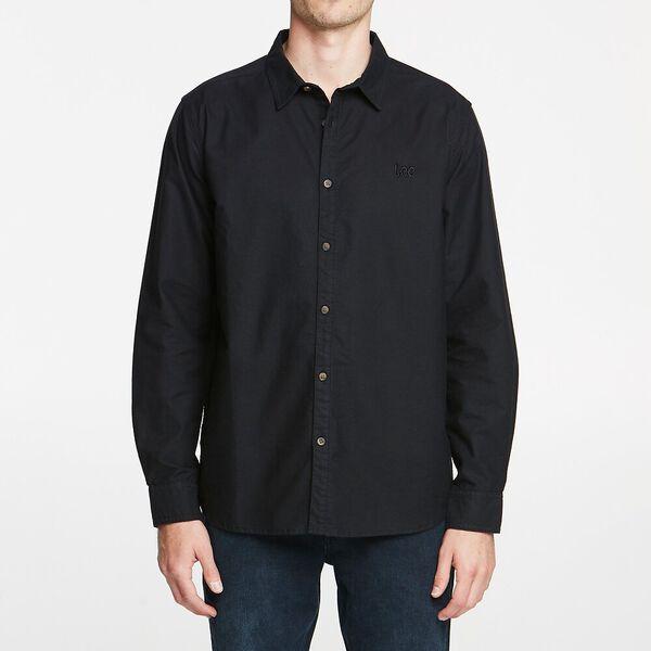 Union Made Shirt Oxford Black