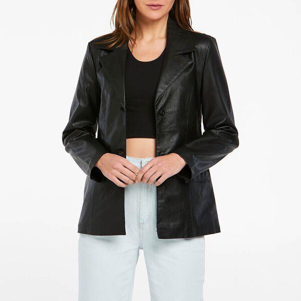 Higher State Vegan Leather Jacket