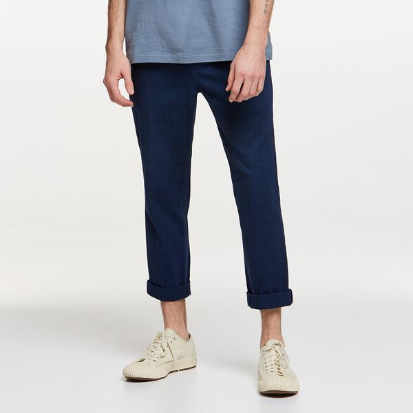 Z-TWO CROPPED UNION BLUE