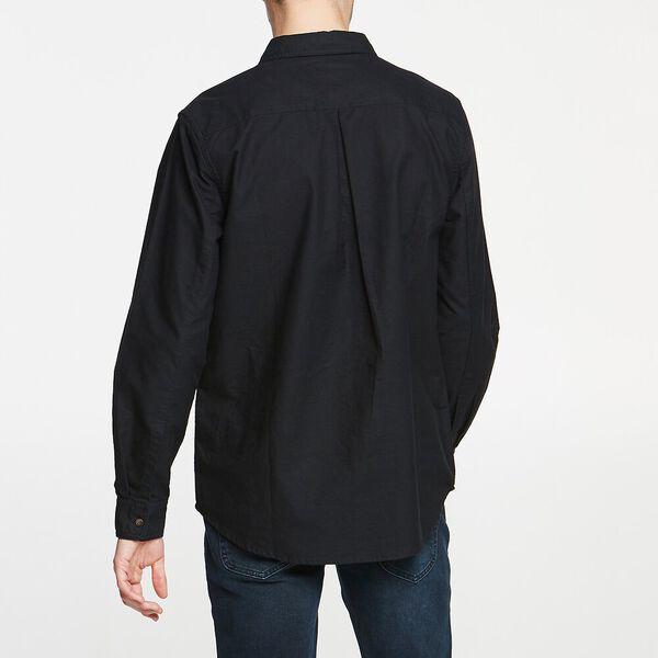 Union Made Shirt Oxford Black, OXFORD BLACK, hi-res
