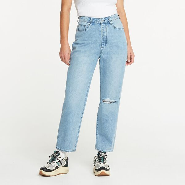 High Relaxed Eco Air Denim