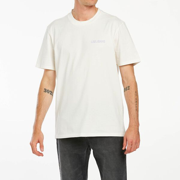 Salad Days Tee Vintage White