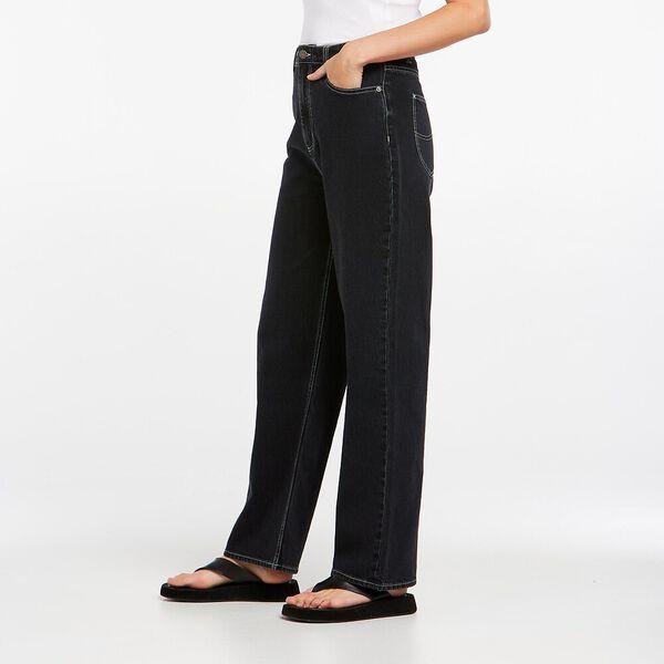 High Baggy Jean, Shift Black, hi-res