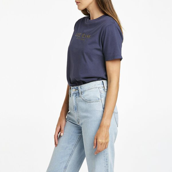 Classic Tee, French Navy, hi-res