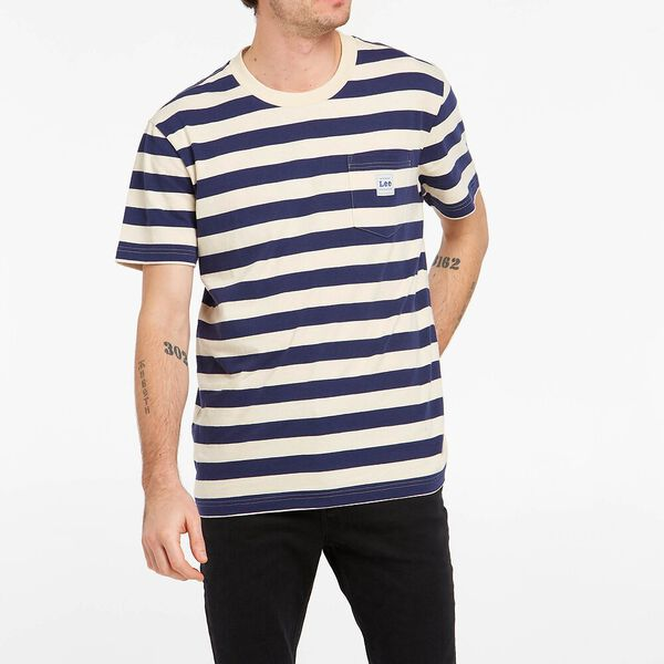 Lee Pocket Tee Recycled Cotton