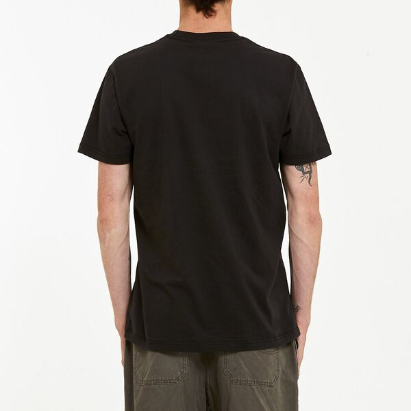 No Brainer Lee Tee Pigment Black, Pigment Black, hi-res