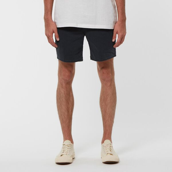 L-TWO UNION SHORT NAVY CANVAS