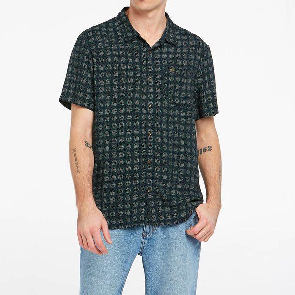 Pop Rocks S/S Shirt Jungle Green