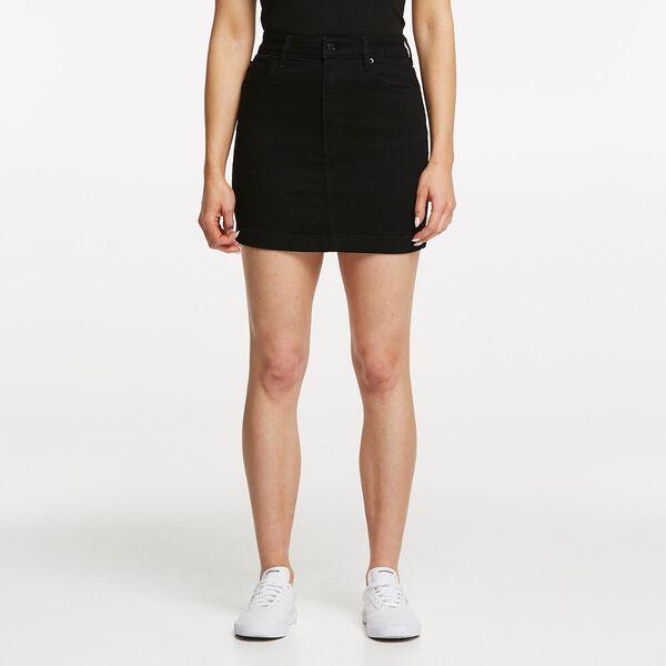 High Classic Skirt Primo Black