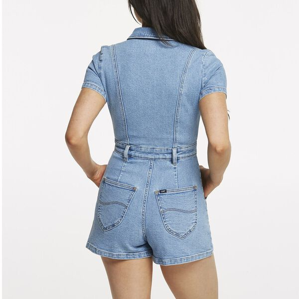 Georgia Romper Powder Blue, POWDER BLUE, hi-res