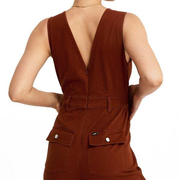 Holly Jumpsuit Burnt Orange, Burnt Orange, hi-res