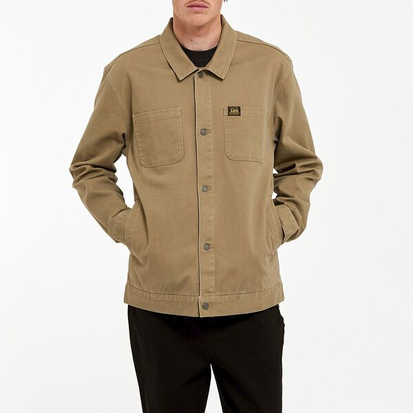 Worker Jacket Union Stone