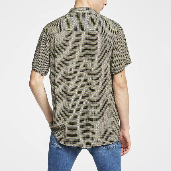 Basket Case S/S Shirt Navy, NAVY, hi-res