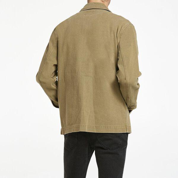 Lee Military Jacket, Khaki, hi-res