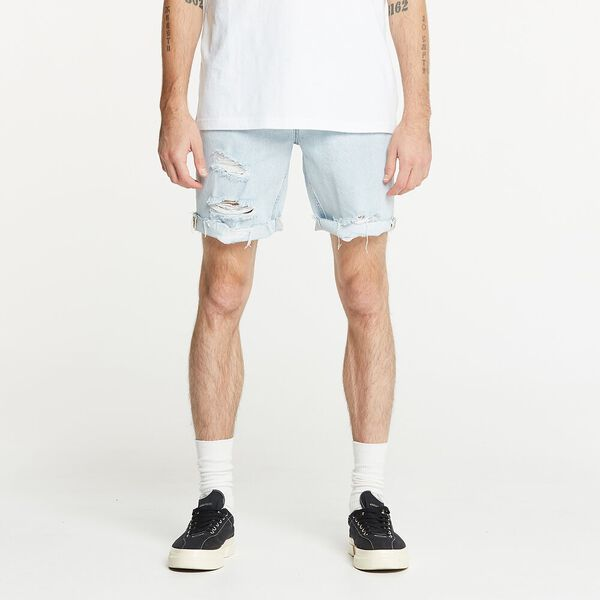 L-Two Short Eco Air Denim