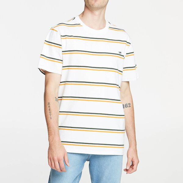 LEE RELAX TEE HOMEGROWN STRIPE