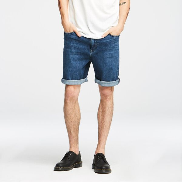 Z-THREE SHORT EAZEE BLUE
