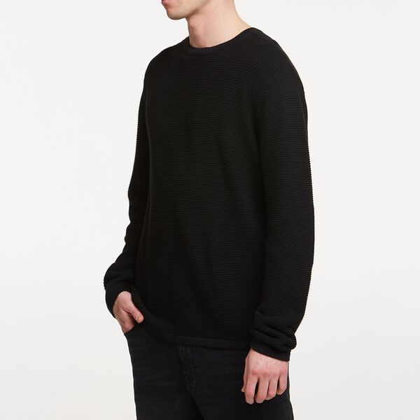 LINK KNIT CREW