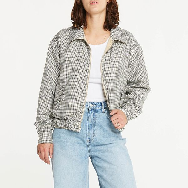 Reversible Jacket Pearl