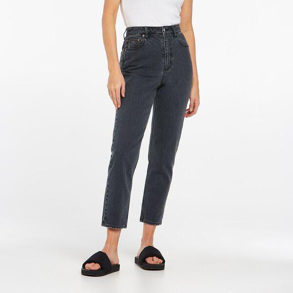 High Moms Slim Jean