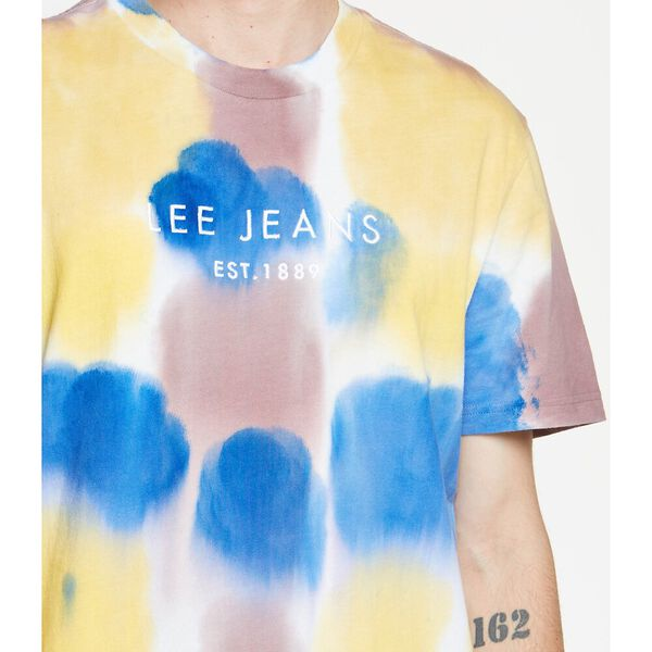 Lee Paak Splat Tee Multi Colour, MULTI COLOUR, hi-res