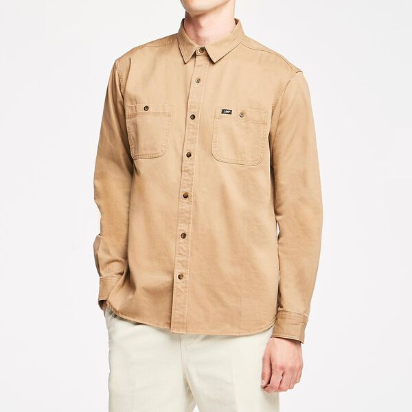 WORKERS SHIRT UNION STONE