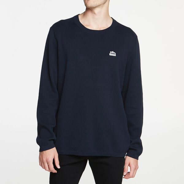 Lee Union Made Knit Navy