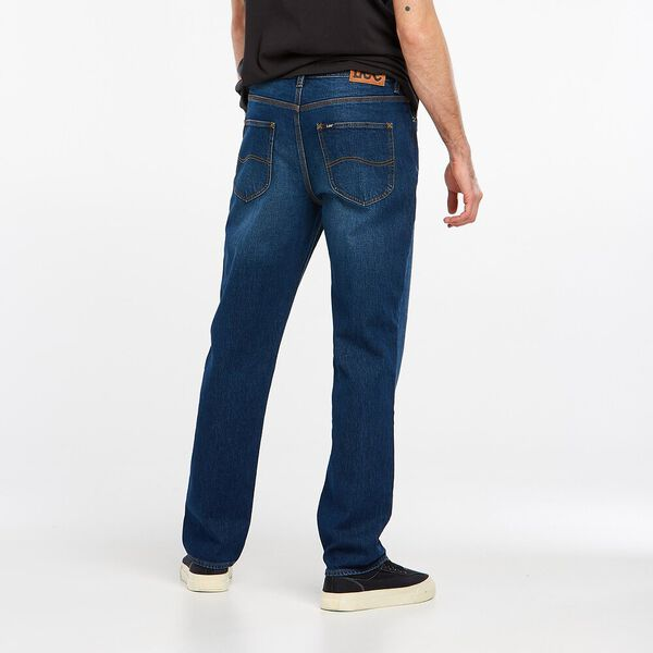 Straight 80 Relaxed Jean, Powerful Indigo, hi-res