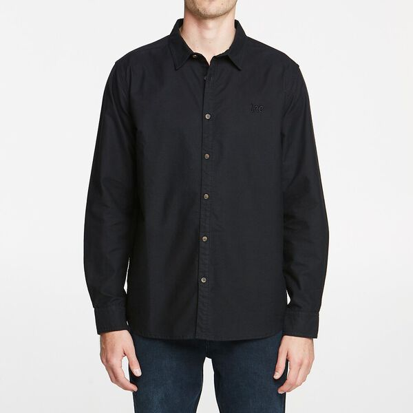 Union Made Shirt Oxford Black
