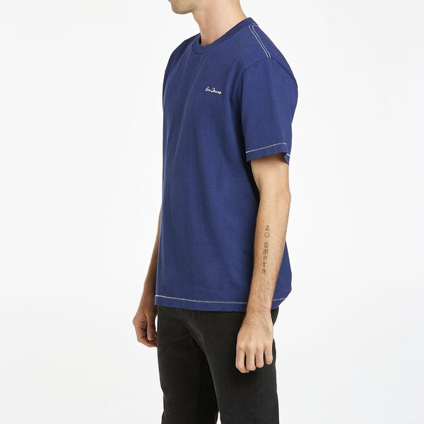 Lee Chain Stitch Tee Recycled Cotton, Old Navy, hi-res